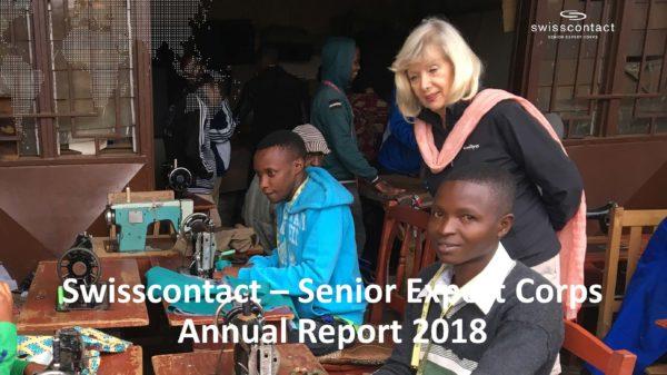 Events of the Senior Expert Corps (SEC)   Senior Expert Corps