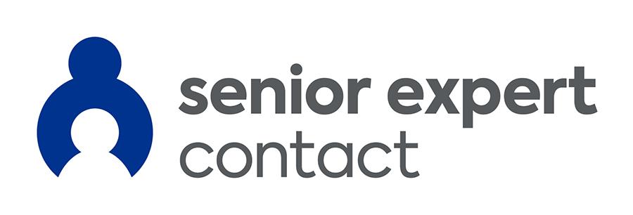 Logo Senior Expert Contact Switzerland